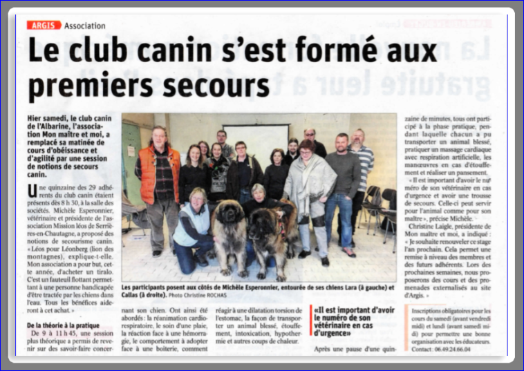 Article progres du 24 fev 2019